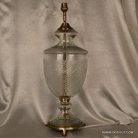 DECOR GLASS MOSAIC WALL TABLE LAMP