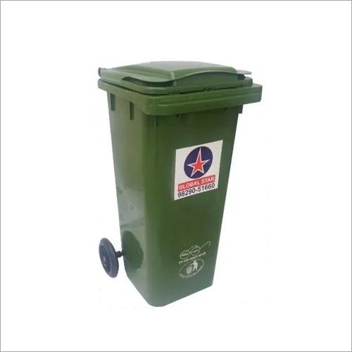 Plastic Non Pedal Dustbin 120 Ltr