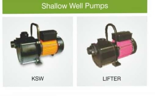 Kirloskar Shallow Well Self Priming Pump