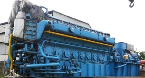 Bergen KVGS-18G3 Gas Generator Set
