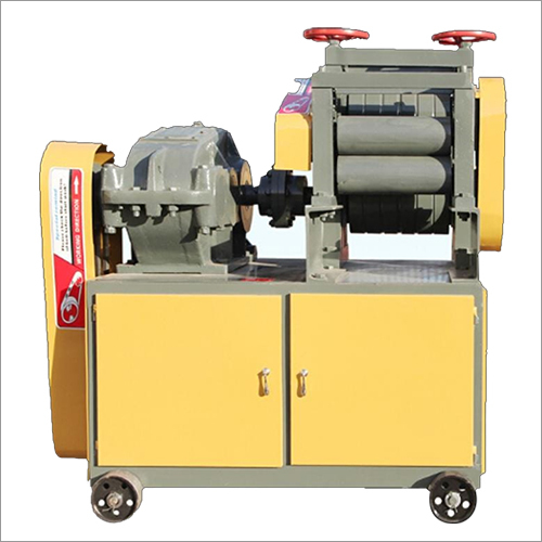 Scrap Straightening Construction  Machine