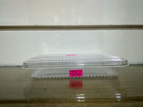Plastic Container and Bowl