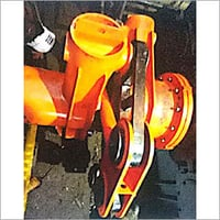 Eurogear Multi Misalignment Torque Arm Rope-Less Coupling