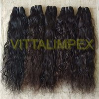 Remy Machineweft Hairs