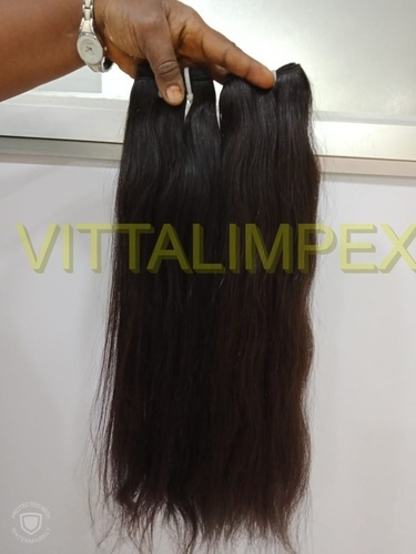 Raw Straight Weft Hairs
