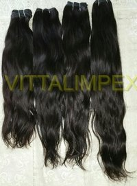 Double Weft Remy Hairs