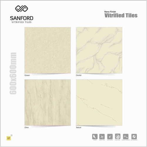 Nano Tiles 600X600 mm
