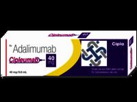 Cipleumab Adalimumab 40mg Injection