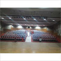 Auditorium Acoustic Interior