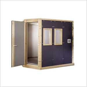 Sound Proof Cabins