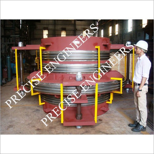Pressure Balance Expansion Joint