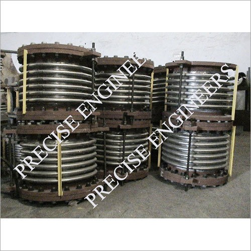 Single Hinge Expansion Joint