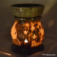AROMA BURNER GLASS LIGHTS