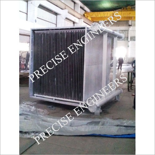 Finned Tuber Heat Exchanger