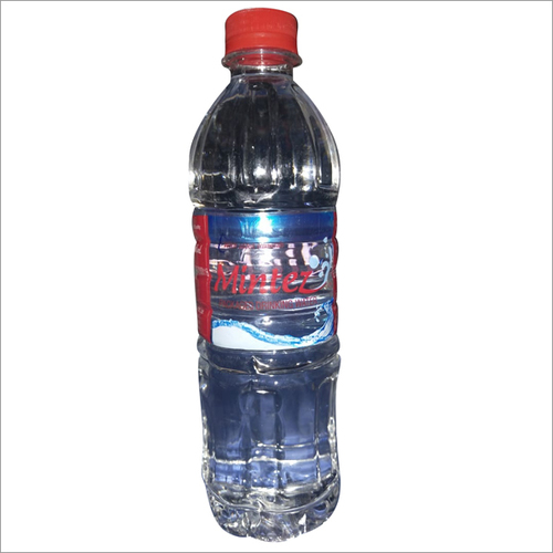 Mineral Drinking Water Bottle