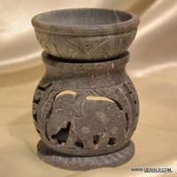 BEAUTIFUL DESIGN AND COLOR AROMA OIL BURNER