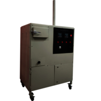 Napkin Incinerator Machine