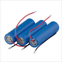 1800 mAh Lithium Ion Rechargeable Battery