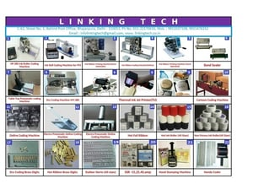 BATCH CODING MACHINES