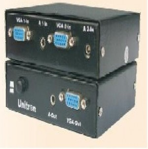 VGA Audio Switch - IFP-VAS-811