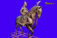 Maharana Pratap Horse Riding