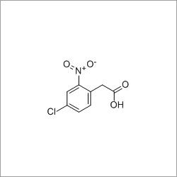 2 Nitro 4 Chlorophenylacetic Acid