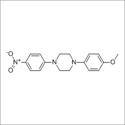 1-(4-Methoxyphenyl)-4-(4-Nitrophenyl)Piperazine