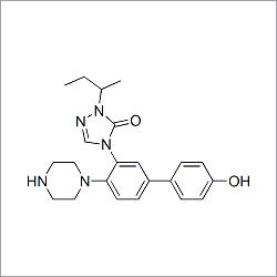 2,4-Dihydro-4-[4-[(4-Hydroxyphenyl)-1-Piperazinyl]Phenyl]-2-(1-Methylpropy)-3H-1,2,4-Triazol-3-One