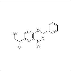 2-Bromo-4'-Benzyloxy-3'-Nitroacetophenone