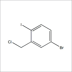 2-Iodo-5-Bromobenzyl Chloride