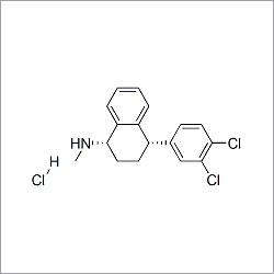 4-(3,4-Dichlorophenyl)-1,2,3,4-Tertrahydro-N-Methyl-1-Naphthalenamine Hydrochloride