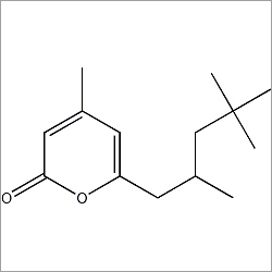 4-Methyl-6-(2,4,4-Trimethylpentyl)Pyran-2-One