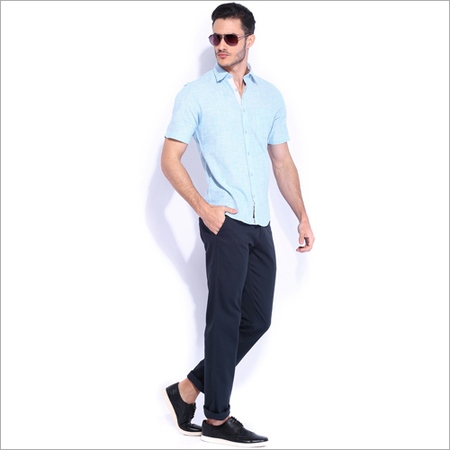 Mens Cotton Chinos Pant