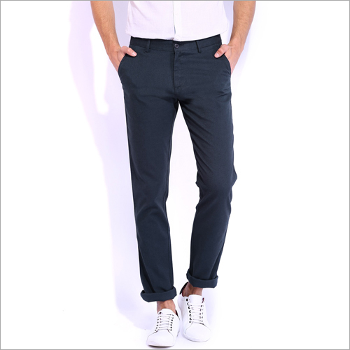 Mens Slim Fit Chinos Pant