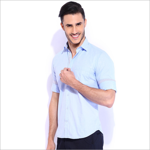 Mens Slim Fit Formal Shirt