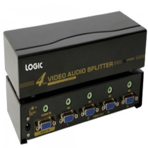 AV SWITCHER/SPLITTER LG104VA