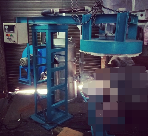 Gas Fired Ladle Preheater