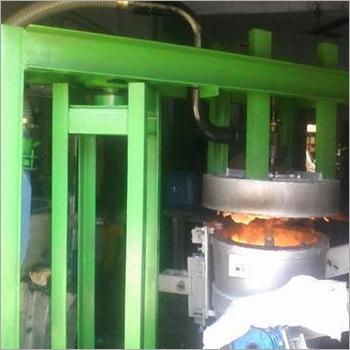 Ladle Preheater System