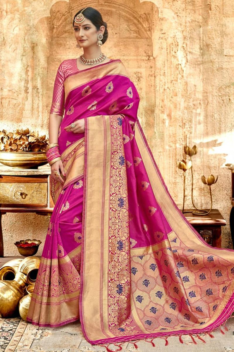 Partywear Georgeous Silk Saree