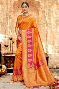 Partywear Georgeous Silk Saree