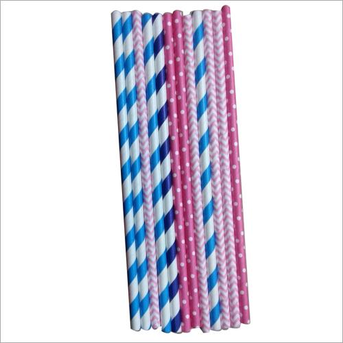 8mm Paper Drinking Straws