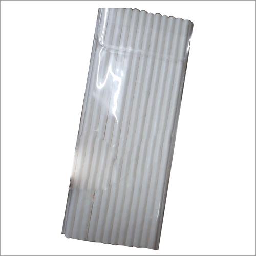 Premium White Plain Paper Straws
