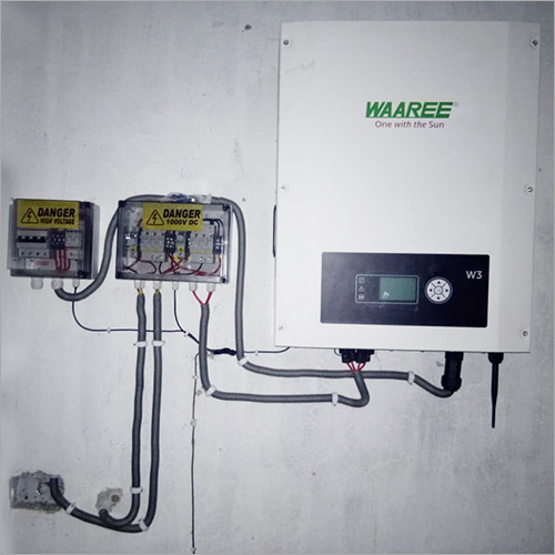 Solar Panel And Inverter Controller