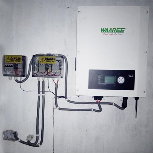 Solar Inverter Controller