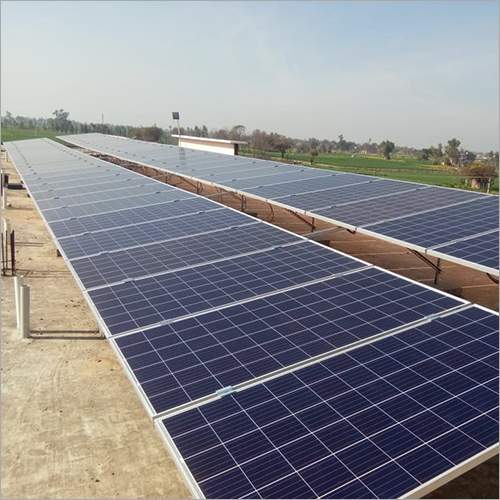 Domestic Roof Top Grid Solar Panel