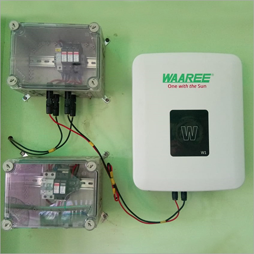 Industrial Solar Panel Controller