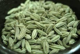 Green Fennel Seed