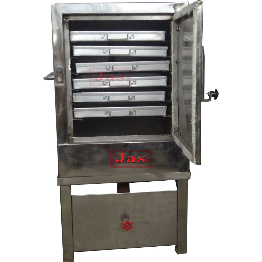 live dhokla machine