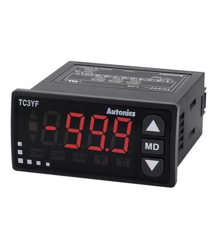 Autonics TC3YF-34R Temperature Controller