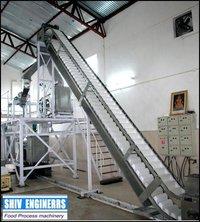 Fruit Washing / Inspection / Elevation Machine